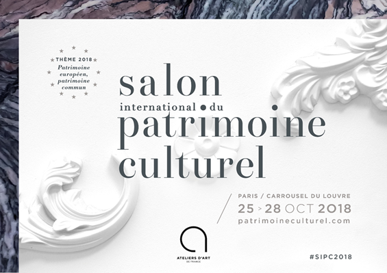 Actualit mrma salon international du patrimoine culturel for Salon du patrimoine