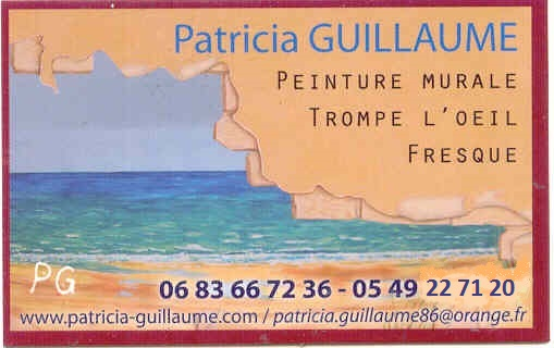 Patricia GUILLAUME